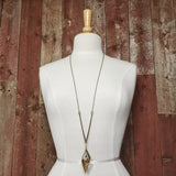 Kinetic Necklaces in Gold and Silver