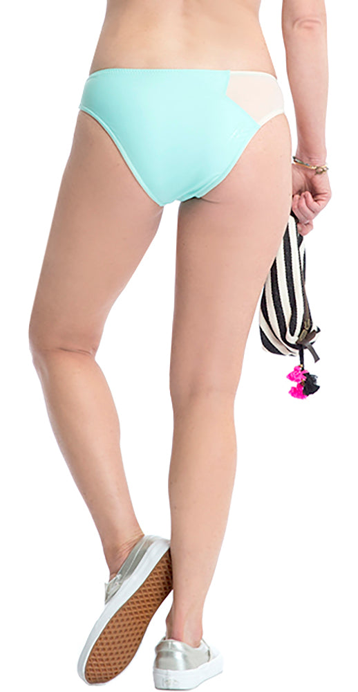 BYRON BAY AQUA BOTTOM // MINT ICE - Nayali - Activewear for D Cup & Up