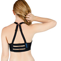 SURRY HILLS CROP // BLACK - Nayali - Activewear for D Cup & Up