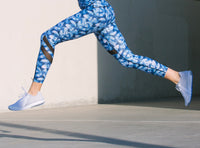 RUSHCUTTER 7/8 TIGHT // TECHTONIC & BLACK - Nayali - Activewear for D Cup & Up