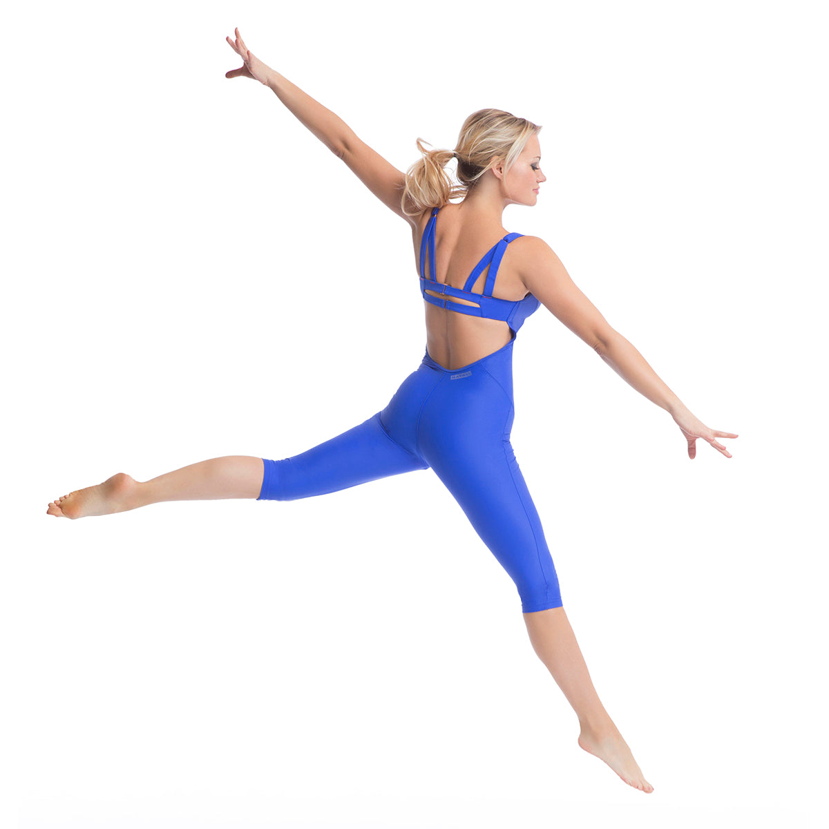 BRIGHTON 1PC JUMPSUIT // INDIGO - Nayali - Activewear for D Cup & Up