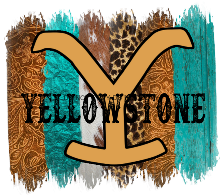 Yellowstone Sublimation Transfer