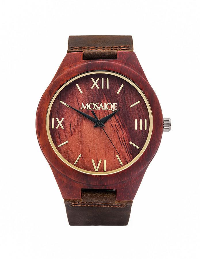 Sandalwood Wooden Watch UK