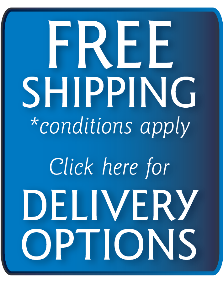 Free Shipping - Delivery