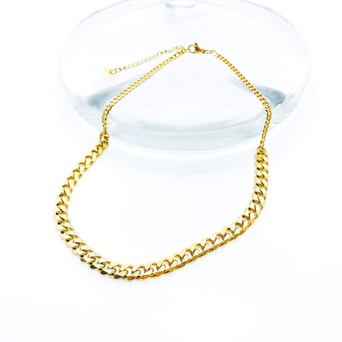 Bracha Necklaces Bracha Gigi Curb Chain Necklace