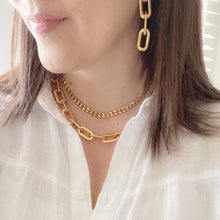 Load image into Gallery viewer, Bracha Necklaces Bracha Gigi Curb Chain Necklace