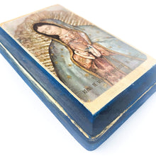 Load image into Gallery viewer, Our Lady of Guadalupe Print on Wood