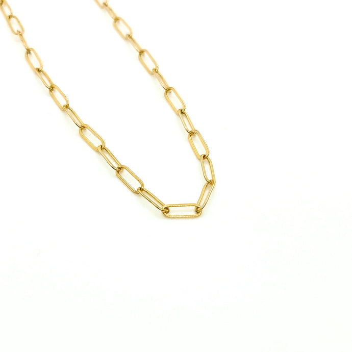 May Martin Necklaces Link Chain Necklace