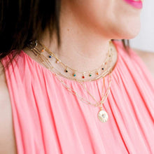 Nikki Smith Designs Necklaces Wide Link Layered Necklace