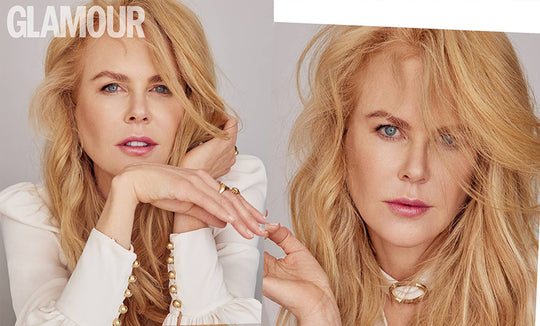 Nicole Kidman's personal Temple selections in  UK Glamour