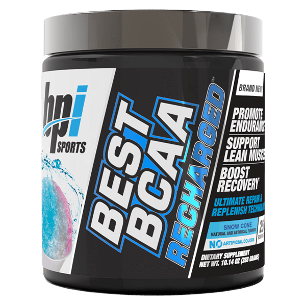BPI AMINO ACIDS BPI Best BCAA Recharged