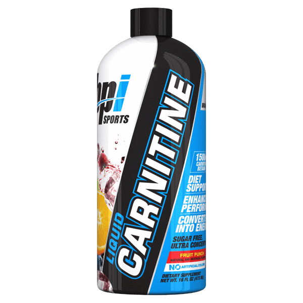 BPI FAT BURNER BPI Liquid Carnitine 1500