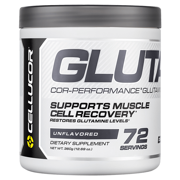 Cellucor GLUTAMINE Cellucor cor-performance Glutamine 72servings