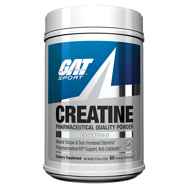 GAT CREATINE GAT Creatine Essentials 60servings