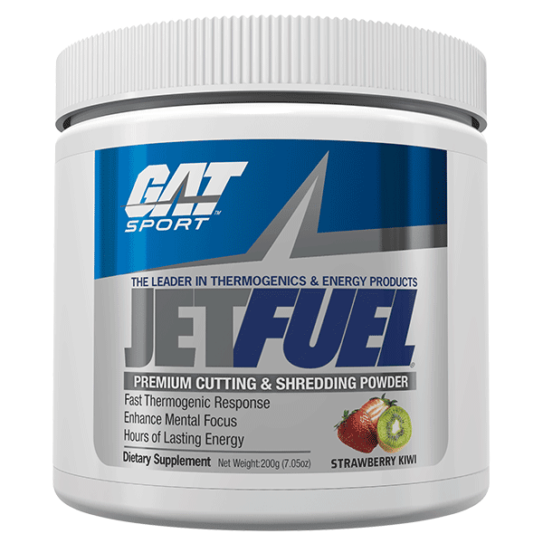 GAT FAT BURNER 40Servings / Black Cherry GAT Jet Fuel Powder