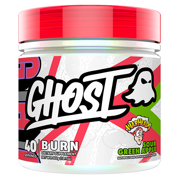 Ghost FAT BURNER Ghost Supplements Burn Thermogenic Fat Burner