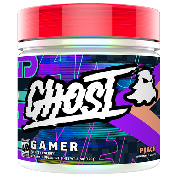 Ghost PRE WORKOUT Ghost Gamer!