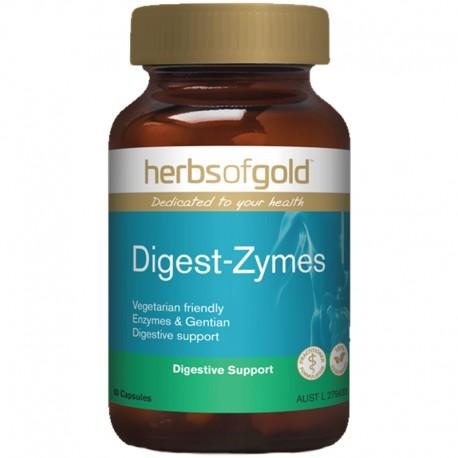 Herbs of Gold VITAMINS Herbs of Gold Digest- Zymes 60 capsules