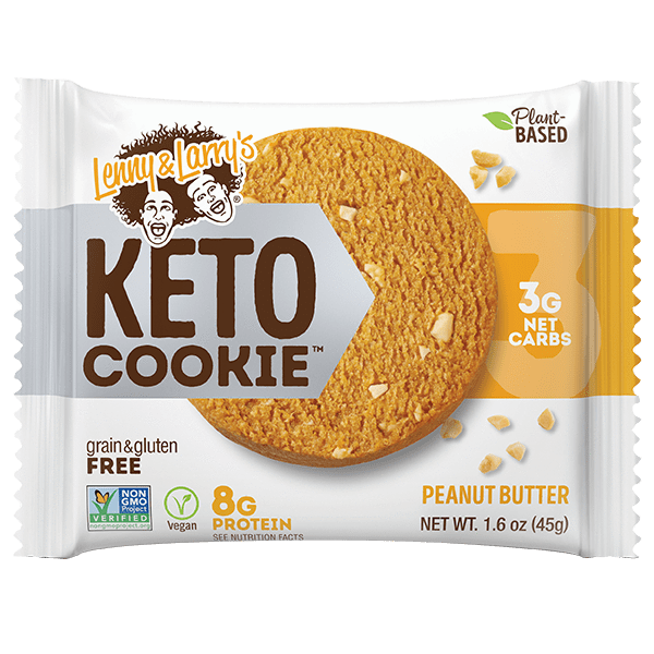 Lenny and Larrys h Lenny and Larrys Gluten Free Keto Cookie