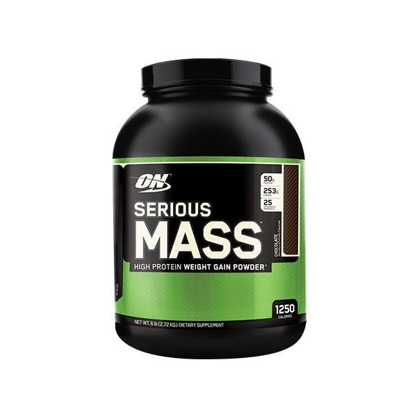 OPTIMUM NUTRITION PROTEIN Optimum Nutrition Serious Mass Protein