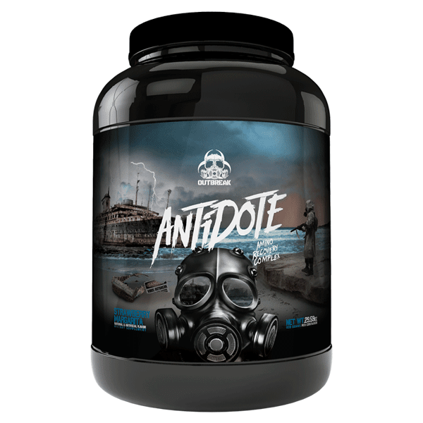Outbreak Nutrition AMINO ACIDS 60Servings / Strawberry Magarita Outbreak Nutrition Antidote