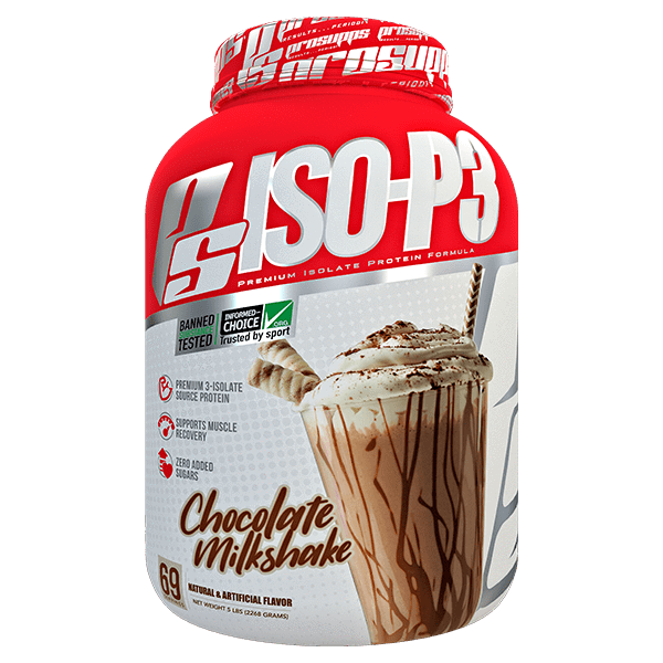 Pro Supps PROTEIN 5lb / Chocolate Pro Supps PS Isolate P3 WPI