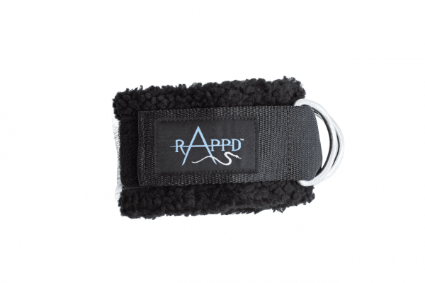 Rappd GLOVES, BELTS AND ACCESSORIES Rappd Chalk Ankle Strap D Rings
