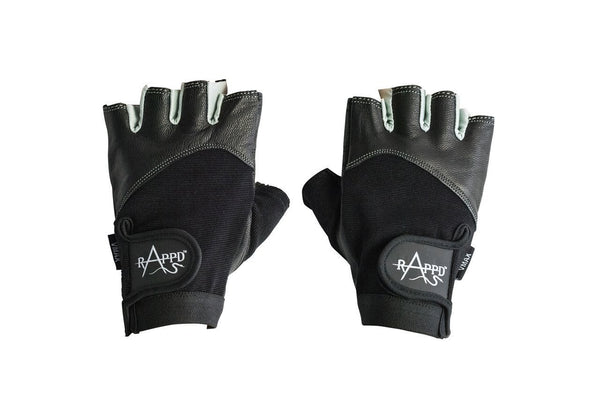Rappd GLOVES, BELTS AND ACCESSORIES Xsmall / Grey Rappd Vmax Heavy Duty Leather Gloves