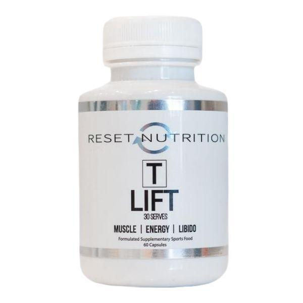 Reset Nutrition TEST BOOSTER Reset Nutrition T Lift