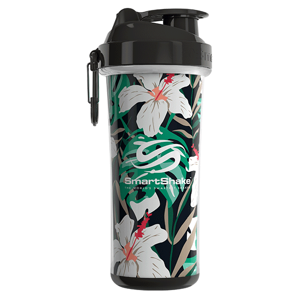 SmartShake SHAKERS 750ML / Hawaii (Tropical) SmartShake Shaker Double Wall 750ML