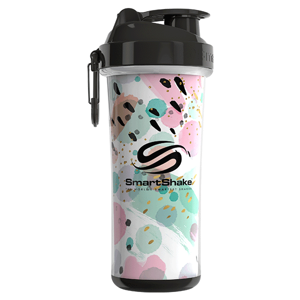 SmartShake SHAKERS 750ML / Splash (Athleisure) SmartShake Shaker Double Wall 750ML