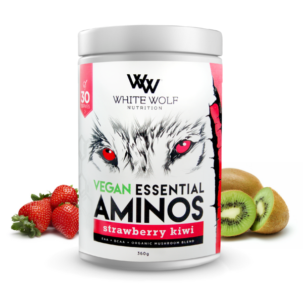 White Wolf Nutrition AMINO ACIDS White Wolf Nutrition Essential Aminos