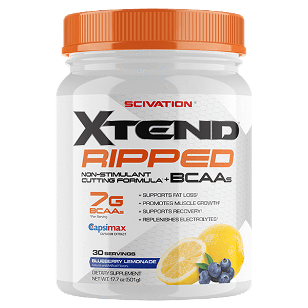 Xtend AMINO ACIDS Xtend Ripped + BCAA Thermogenic
