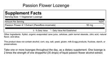 Pure Passion Flower Lozenges