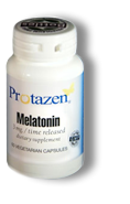 Protazen® Melatonin TR (Time Released - Sleep Support)