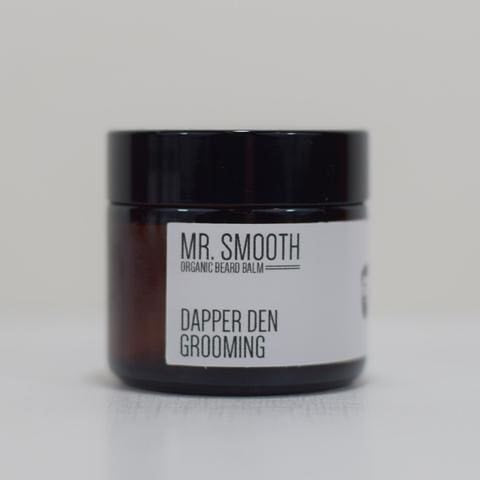 Benefits of Organic Beard Balm - Dapper Den Grooming