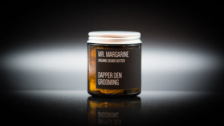 MR MARGARINE B.COLE (SANDALWOOD / VANILLA)