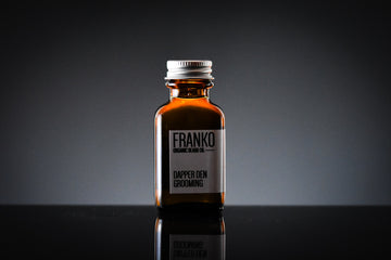 FRANKO ORGANIC BEARD OIL (TEA TREE / EUCALYPTUS)