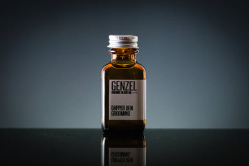 GENZEL ORGANIC BEARD OIL (ROSEMARY / SAGE)