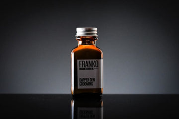 Franko Organic Beard Oil (Tea Tree / Eucalyptus) - Organic Beard Oil