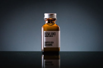 Rowland Organic Beard Oil (Cedar / Citrus) - Organic Beard Oil