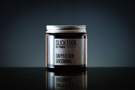 Slick Eddie Oil Based Pomade (Light Hold) - Pomade