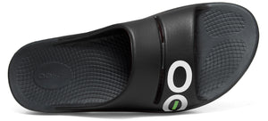 Men's OOFOS OOahh Sport Black