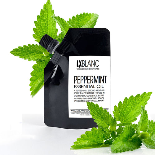 Peppermint Essential Oil | Refill Pack