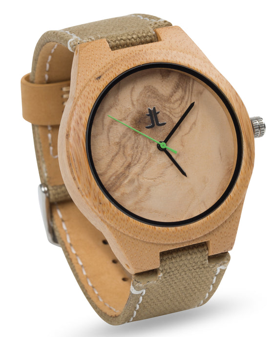 Wooden Watch | Apollo