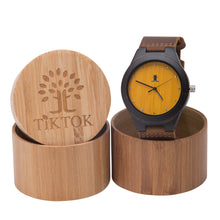 Wooden Watch I Micah
