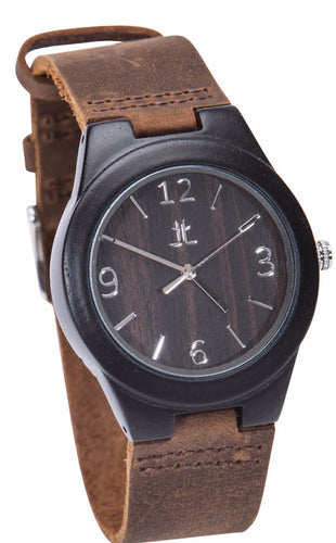 Women's Wooden Watch I Peyton
