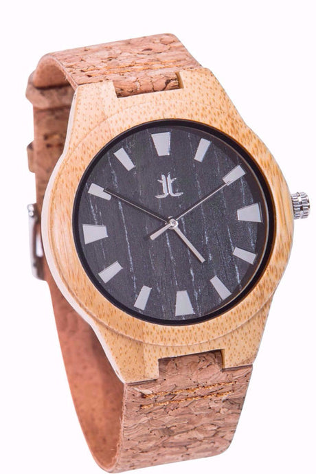 Wooden Watch I Kenzie