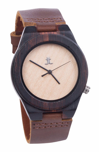 Women's Wooden Watch I Kayla