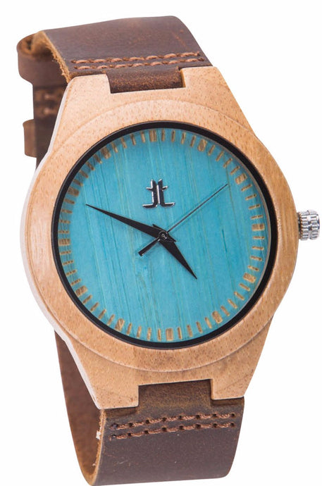 Wooden Watch I Skye